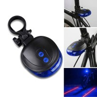 Laser Sepeda Strobo Tail light Lampu LED Kedip Laser Sepeda Bicycle