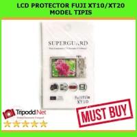 LCD Protector untuk Fuji X-T10 (model tipis seperti anti gores HP)