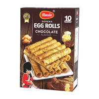 Monde Egg Roll Chocolate 70gr