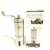 Coffee Grinder - Hand Mill Grinder - Gilingan Kopi Stainless