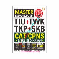 MASTER BEDAH MATERI TIU + TWK TKP + SKB CAT CPNS & KEDINASAN