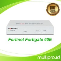 Fortinet FG-60E, 3 Years Warranty & License