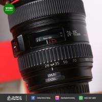 [SECONDHAND] Canon EF 24-105mm f4L IS USM - UZ @Gudang Kamera Malang