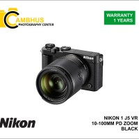 NIKON 1 J5 VR 10-100MM PD ZOOM - BLACK