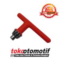 Kunci Bor Kop / Kunci Kepala Bor 10mm Mollar / Drill Chuck Key