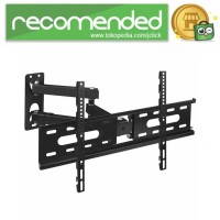Telescopic TV Bracket 1.3m Thick 400 x 400 Pitch for 26-55 Inch TV -