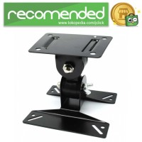 TV Bracket Adjustable Up and Down 100 x 100 Pitch for 14-24 Inch TV -