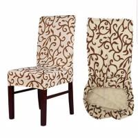 Sarung Kursi Ruang Makan Cover Chair Kursi Futura Bahan Elastis