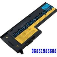 Baterai Laptop Lenovo Thinkpad X60 X60s X61 X61s Oem