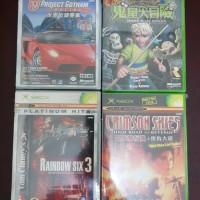 Original Games xBox Classic