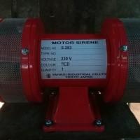 Motor Sirine Yahagi S-293 Radius 500 Meter