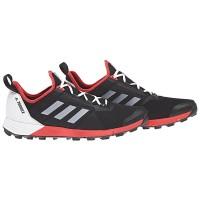 trailrun shoes Adidas terrex Agravic speed hi res red