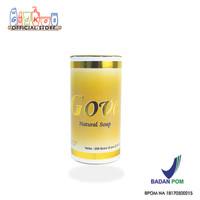 Sabun GOVE Natural Soap Asli 100% [TABUNG ISI 5PC]