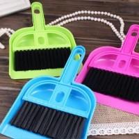 Sapu Pengki set mini / sapu mini set + Pengki / Mini Dustpan
