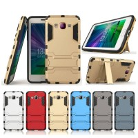 Case Robot Rugged Armor Samsung Grand Prime G530 Hard Rubber Cover