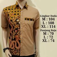 Produsen Batik   Seragam Batik   Batik Murah   Kemeja Batik Kombinasi