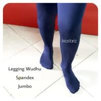 Legging Wudhu Spandex JUMBO
