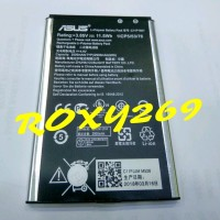 Baterai Batre Hp Asus Zenfone 2 Laser 5.5in 6in Selfie Sel