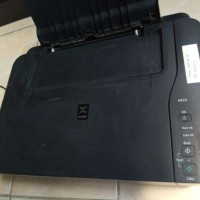 Printer canon pixma mp237 hanya scan