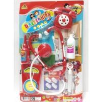 Doctor Kids Dokter Kids Mainan Anak Dokter-Dokteran
