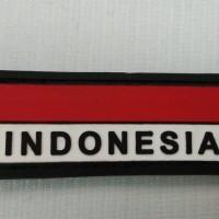 Rubber Patch Bendera Indonesia Kecil|Rubber Patch Bendera