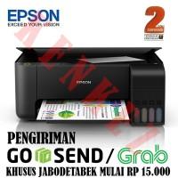 Epson L3110 Printer EcoTank Multifungsi - Print/Scan/Copy [GG]