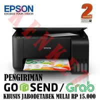 Epson L3150 Printer EcoTank WiFi Multifungsi - Print/Scan/Copy [GG]