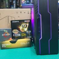 PC CPU Rakitan Ryzen 5 1600 for Gaming - Editing Video