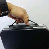 READY! FRONT BAG TAS MERK PRESIDENT WATERPROOF KEYLOCK SYSTEM HARDCASE