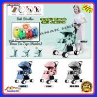 Harga stroller bayi 1 sisi stroller anak stroller travelling baby | antitipu.com