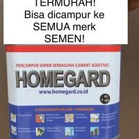 Homegard 20L setara sika topseal 107. Bs dicampur ke semua merk semen!