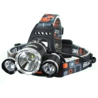 Senter Kepala Headlamp LED Cre XML-T6 5000 Lumens