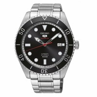Seiko 5 Sports SRPB91K1 Black Dial SRPB91 Automatic