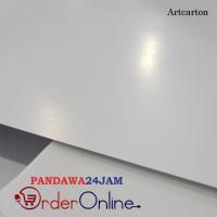 Harga cetak kertas art carton