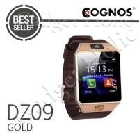 [TERBARU] Smartwatch Onix S29 DZ09 - Gold Smart Watch