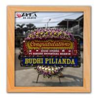 bunga papan congratulations 4