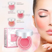 BIOAQUA AIR CUSHION BLUSH ON SMOOTH MUSCLE FLAWLESS MAKE-UP