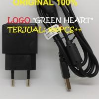 "Charger Sony EP800 EP-800 ""Green Heart"" Original 100% 5 VDC == 850mAH"