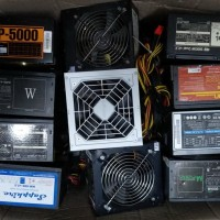 Power Suply / Psu Pure ex Korea 500watt Murah Untuk Pc / Komputer
