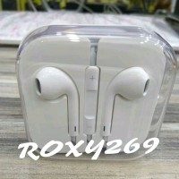 Headset Earphone Hp iPhone 5 5S 5G 5SE 6 6G 6S 6Plus iPad iPod New Ori
