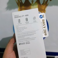 Hp Handphone Samsung J7 Plus Mulus Seken Bekas Garansi Resmi SEIN