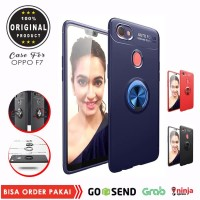 Case Oppo F7 Auto Focus iRing Softcase Invisible Casing hp Casing Oppo