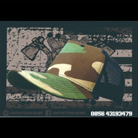 CSM trucker cap woodland & multicam
