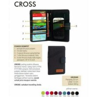 Dompet Cabs Pocket Cross Dompet HP Smartphone Android Kartu Mu Diskon
