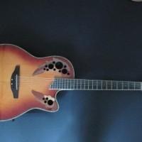 Harga gitar akustik elektrik ovation cc hb   WIKIPRICE INDONESIA