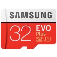 Samsung MicroSD 32GB EVO PLUS 95MB/s Micro SD Card Ready