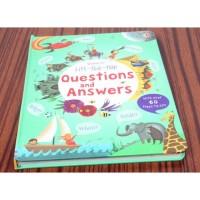 Harga usborne lift the flap question and answers buku import   Pembandingharga.com