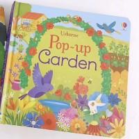 Harga usborne pop up garden buku import   Pembandingharga.com