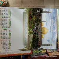 kalender 2019 caturwulan masjid dunia
