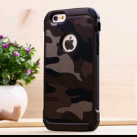 Anti Gores Pelindung Hp terbaru terkini Case Army Series For Iphone 7